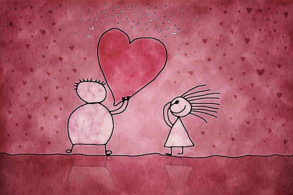 признаться в любви