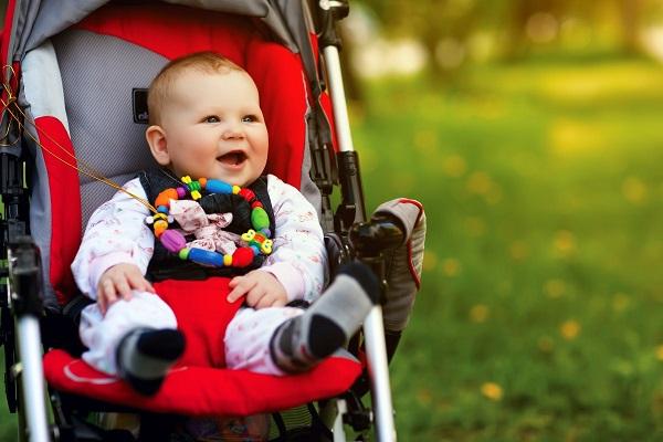 коляска детская для малыша