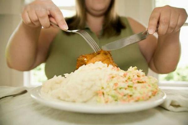 как научится меньше есть
