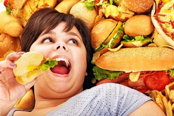 борьба с перееданием