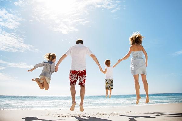 путешествуем семьей