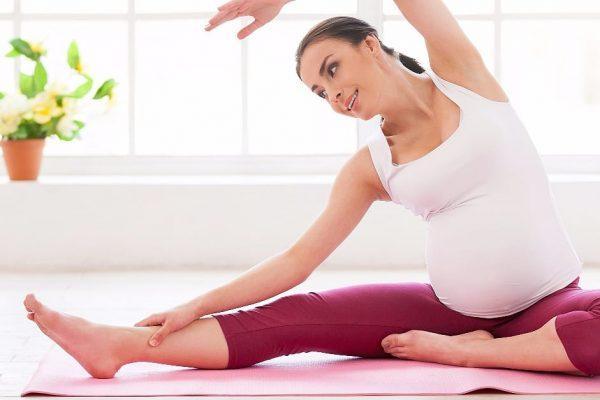 наклоны при беременности